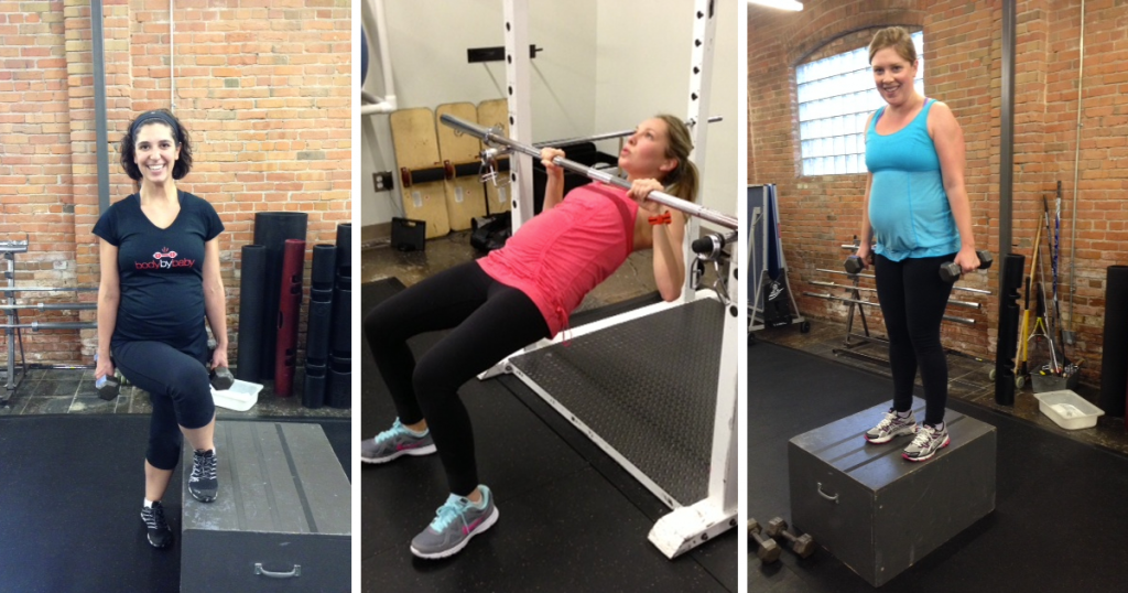 5 Myths of Pregnancy and Strength Training – By Jessie Mundell