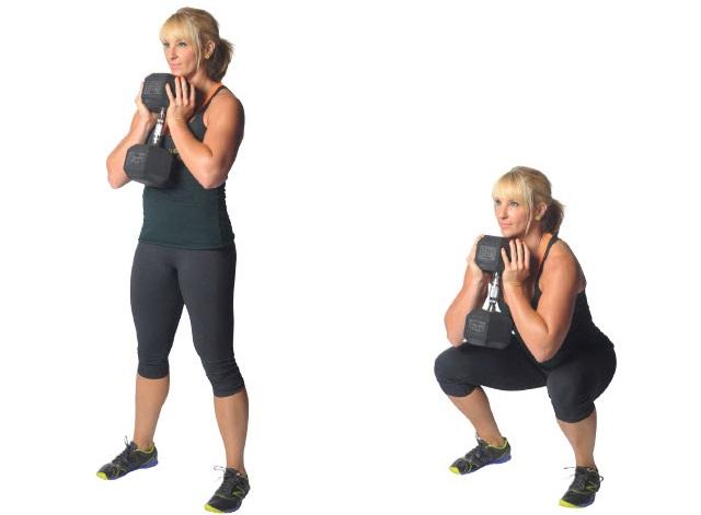 Jen Sinkler Goblet Squat- cropped for article