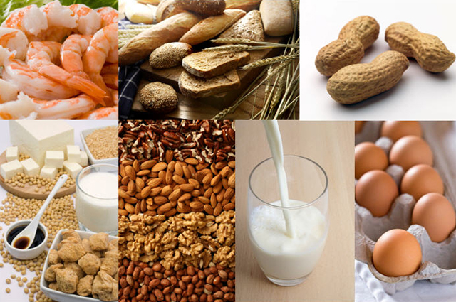 Don't let these common food allergens wreak havoc on you!