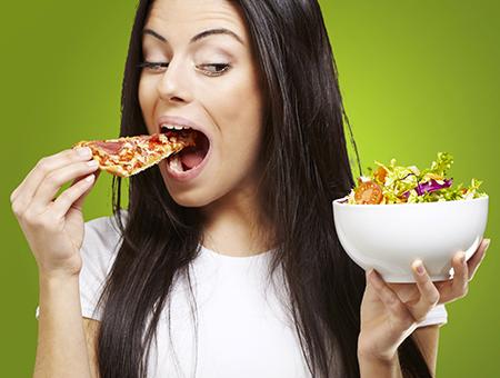System-woman-pizza-salad-450x340