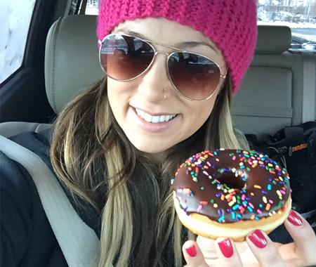 less-exercise-better-results-jen-comas-donut-doughnut-450x380