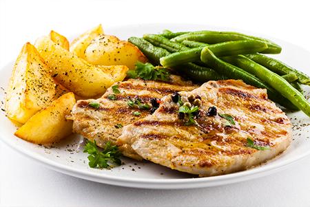 protein-dinner-450x301